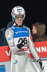 06.12.2015, Lysgards Schanze, NOR, FIS Weltcup Ski Sprung, Lillehammer, Herren, im Bild Kenneth Gangnes (NOR) // Kenneth Gangnes of Norway reacts after 2nd Jump of Mens Skijumping Competition of FIS Skijumping World Cup at the Lysgards Hill, Lillehammer, Norway on 2015/12/06. EXPA Pictures © 2015, PhotoCredit: EXPA/ JFK