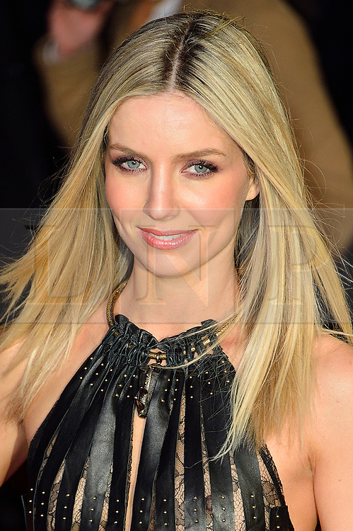 © Licensed to London News Pictures. 22/02/2016. ANNABELLE WALLIS attends the GRIMSBY Film premiere. The film centres around a black-ops spy whose brother is a football hooligan.  London, UK. Photo credit: Ray Tang/LNP