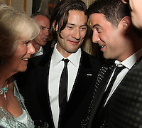 HRH The Duchess of Cornwall and  Il Divo