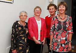 Pictured at the past Pupils reunion of Rossduane N.S. Kilmeena that took place in the Clew Bay Hotel recently were Mary Clarke, Teresa McNamara, Annie Nora Gannon, and Ann Marie Gannon...Pic Conor McKeown.