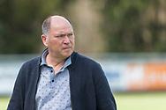 Tilburg - Tilburg - HDM Heren, Hoofdklasse Hockey Heren, Seizoen 2017-2018, 08-04-2018, Tilburg - HDM 5-1, coach Ronald Hugers (HDM)<br /> (c) Willem Vernes Fotografie