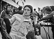 Patrick Depailler quietly slipped into the 1972 United States Grand Prix as the third driver for the Elf-Tyrrell-Ford team teaming with Jackie Stewart and Francois Cevert. Talented, but shunning the spotlight of a Grand Prix driver, Depailler used the now outdated Tyrrell 003 to finish a smooth and impressive seventh behind winner Stewart and second place Cevert. <br />