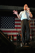 New York, NY, USA, 2003.12.08: Former Governor of Vermont hit New York on Monday with appearances on various events in his race to become the Democrate Presidential Candidate for the Presidential Election 2004. <br /> <br /> Here he holds a speach at a late night fundraiser event at Roseland Ballroom in Midtown Manhattan.<br /> <br /> <br /> <br /> Photo: Orjan F. Ellingvag/ Dagbladet/ Corbis Sygma