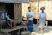 Commissioned by the AIP Foundation, which has been providing water filters and training for nurses in this village in the Irrawaddy Division, this essay portraits daily chores in a typical village in Central Burma/ Myanmar