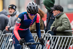 NUSS Raylyn (USA) during Women Elite race, 2019 UCI Cyclo-cross World Cup Heusden-Zolder, Belgium, 26 December 2019. <br /> <br /> Photo by Pim Nijland / PelotonPhotos.com <br /> <br /> All photos usage must carry mandatory copyright credit (Peloton Photos | Pim Nijland)