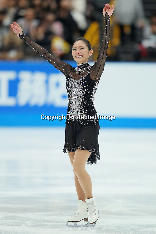 Miki Ando (JPN), OCTOBER 2, 2010 - Figure Skating : Miki Ando of Japan performs during Japan Open 2010 at Saitama Super Arena, Saitama, Japan. (Photo by Yusuke Nakanishi/AFLO SPORT) [1090]