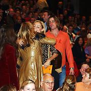 Stop Aids Now Utrecht, Tanja Jess verwelkomt Froukje de Both en vriend