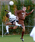 Spt11/08/03  Photo by Mara Lavitt--Y-B soccer 1<br />