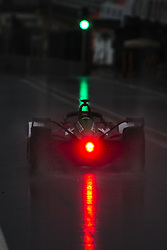 October 19, 2018 - Valencia, Spain - 11 DI GRASSI Lucas (bra), Audi Sport ABT Schaeffler Formula E Team during the Formula E official pre-season test at Circuit Ricardo Tormo in Valencia on October 16, 17, 18 and 19, 2018. (Credit Image: © Xavier Bonilla/NurPhoto via ZUMA Press)