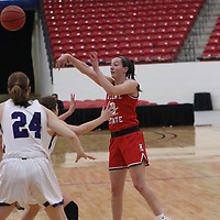 Women's Basketball: Keene State College Owls vs. Amherst College Mammouths