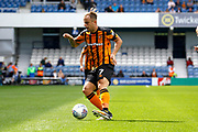 Hull City midfielder Kamil Grosicki (7) during the EFL Sky Bet Championship match between Queens Park Rangers and Hull City at the Loftus Road Stadium, London, England on 19 August 2017. Photo by Andy Walter.