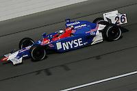 Marco Andretti, Kansas Lottery Indy 300, Kansas Speedway, Kansas City, KS USA 7/2/2006