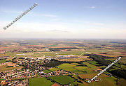 Aerial photograph of the UK by Webb Aviation<br />