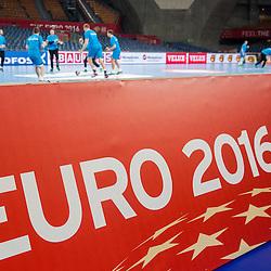 20160115: POL, Handball - Men's EHF EURO 2016, Group C, Day 1