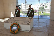 Arafat mausoleum