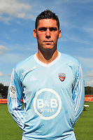 Florent Chaigneau - 25.09.2014 - Photo officielle Lorient - Ligue 1 2014/2015<br /> Photo : Philippe Le Brech / Icon Sport