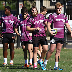 Durban Monday, July 27 2015 , General views  during the The Cell C Sharks U21 Training Growthpoint Kings Park KP2, Durban<br />  (Photo by Steve Haag)