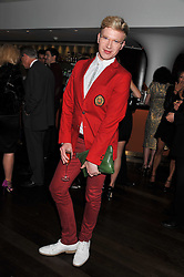 HENRY CONWAY at a party to relaunch the Met Bar at 19 Old Park Lane, London W1 on 5th October 2011.