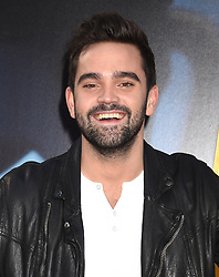 The contestants of 'The Voice' attend the 'Sing' world premiere held at the Microsoft Theatre in Los Angeles. 03 Dec 2016 Pictured: Brendan Fletcher. Photo credit: American Foto Features / MEGA TheMegaAgency.com +1 888 505 6342