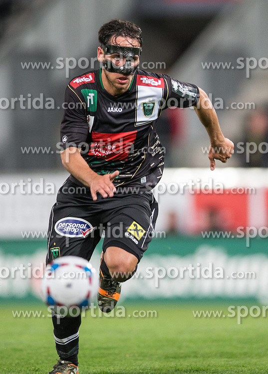 05.04.2014, Tivoli Stadion, Innsbruck, AUT, 1. FBL, FC Wacker Innsbruck vs RZ Pellets WAC, 31. Runde, im Bild Christian Schilling (Innsbruck) // Christian Schilling (Innsbruck) during Austrian Football Bundesliga 31th round match between FC Wacker Innsbruck and RZ Pellets WAC at the Tivoli Stadion in Innsbruck, Austria on 2014/04/05. EXPA Pictures © 2014, PhotoCredit: EXPA/ Johann Groder