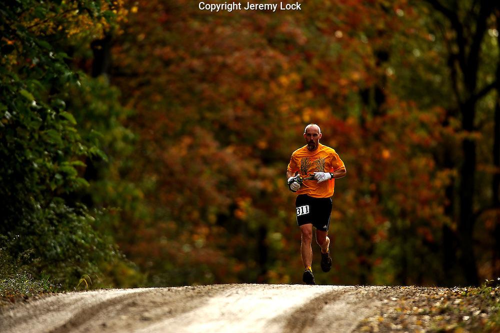 Oil Creek 100 Mile Trail Runs Oct 10-11 2009.