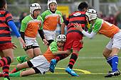 20170326 U13 Rugby - Sakai Rugby School ( Japan ) v Poneke Rugby Club