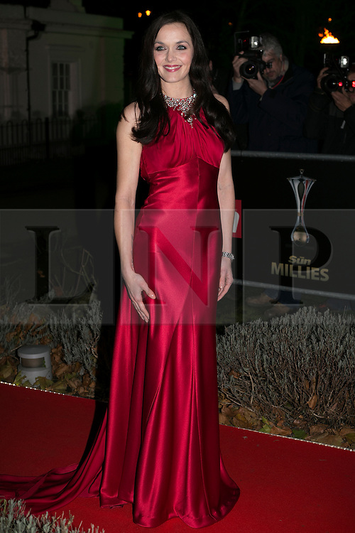 © licensed to London News Pictures. London, UK 06/12/2012. Victoria Pedleton attending The Sun Military Awards at Imperial War Museum. Photo credit: Tolga Akmen/LNP