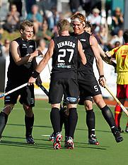 Auckland-Hockey, Champions Trophy, New Zealand v Spain