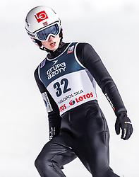 20.01.2019, Wielka Krokiew, Zakopane, POL, FIS Weltcup Skisprung, Zakopane, im Bild Halvor Egner Granerud (NOR) // Halvor Egner Granerud of Norway during the FIS Ski Jumping world cup at the Wielka Krokiew in Zakopane, Poland on 2019/01/20. EXPA Pictures © 2019, PhotoCredit: EXPA/ JFK