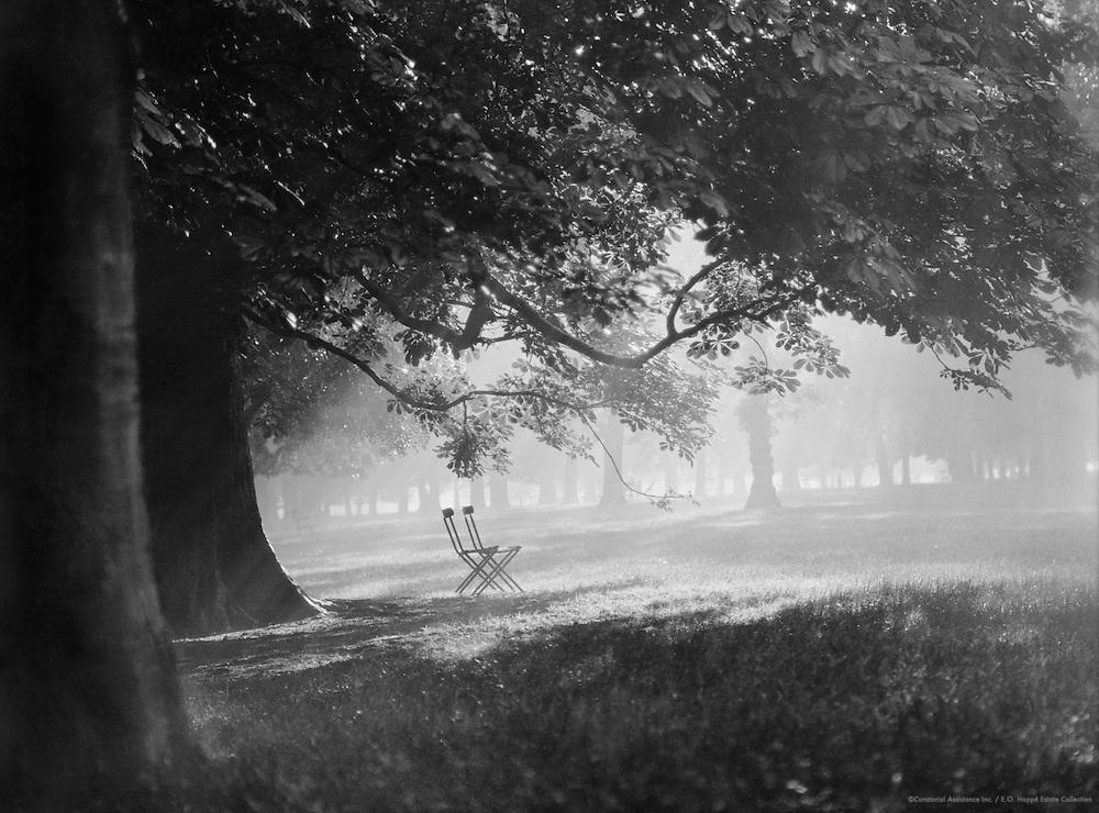 Kensington Gardens, London, 1925