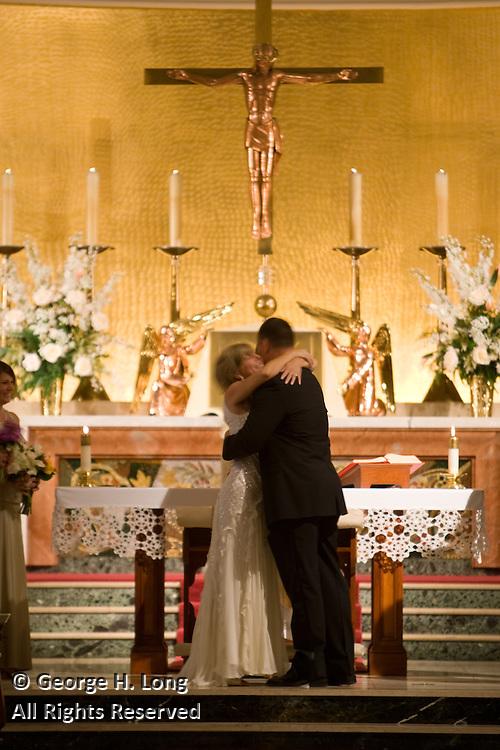 The wedding of Andree Boyd and Dominik Zamarlik