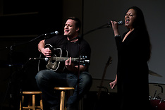 Chris and Daya Westlake Village Concert