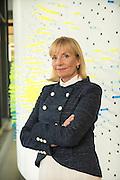 Environmental  headshot of head of HR at IBM Watson.