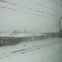 Heavy snow