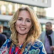 NLD/Amsterdam/20161004 - Wereldpremiere van Inspiration360 2016, Helga van Leur