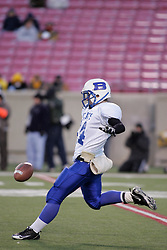 Breathitt County hosted Central in the Class 3A KHSAA Commonwealth Gridiron Bowl on Friday, Dec. 12, 2008, at Papa John's Cardinal Stadium in Louisville, Ky.(photo by Jonathan Palmer)