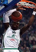 DESCRIZIONE : Atene Eurolega 2008-09 Quarti di Finale Gara 1 Panathinaikos Montepaschi Siena<br /> GIOCATORE : Romain Sato<br /> SQUADRA : Montepaschi Siena<br /> EVENTO : Eurolega 2008-2009<br /> GARA : Panathinaikos Montepaschi Siena<br /> DATA : 24/03/2009<br /> CATEGORIA : <br /> SPORT : Pallacanestro<br /> AUTORE : Agenzia Ciamillo-Castoria/Action Images.gr<br /> Galleria : Eurolega 2008-2009<br /> Fotonotizia : Siena Eurolega 2008-09 Panathinaikos Montepaschi Siena<br /> Predefinita :