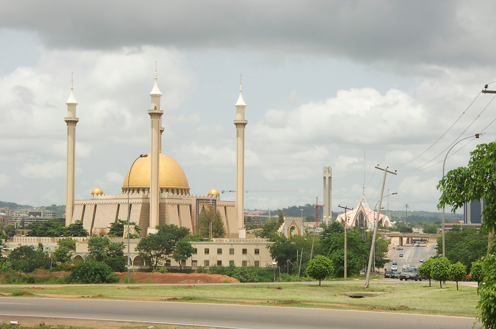 National Mosque Abuja Nigeria