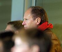 Fotball<br /> Landskamp G15<br /> Alfheim Stadion<br /> 12.09.2006<br /> Norge v Sverige 1-1<br /> Foto: Kaja Baardsen, Digitalsport<br /> <br /> Bobby Bennett - talentspeider Arsenal