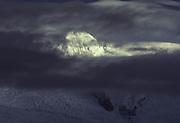 Donoho Peak, Root Glacier, Glacier, McCarthy, Kennicott, Wrangell-St. Elias National Park, Alaska