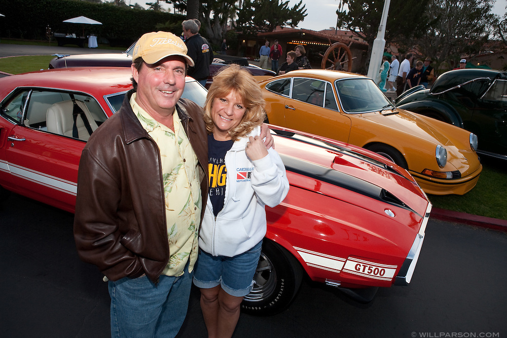 The La Jolla Motor Car Classic was held at the La Jolla Golf and Tennis Club.