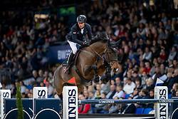 Dreher Hans Dieter, GER, Twenty Clary<br /> Stuttgart - German Masters 2018<br /> © Hippo Foto - Stefan Lafrentz