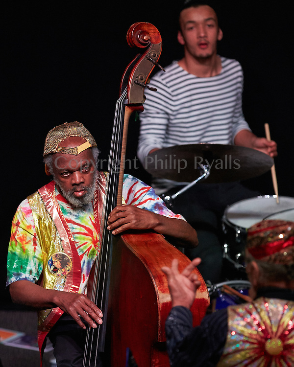 Henry Grimes and The Magic Science Quartet, Barbican, London, 27th September 2015