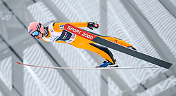 12.03.2017, Holmenkollen, Oslo, NOR, FIS Weltcup Ski Sprung, Raw Air, Oslo, im Bild Manuel Fettner (AUT) // Manuel Fettner of Austria // during the 1st Stage of the Raw Air Series of FIS Ski Jumping World Cup at the Holmenkollen in Oslo, Norway on 2017/03/12. EXPA Pictures © 2017, PhotoCredit: EXPA/ Tadeusz Mieczynski