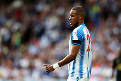 Huddersfield Town's Mathias Zanka Jorgensen - Mandatory by-line: Matt McNulty/JMP - 20/08/2017 - FOOTBALL - John Smith's Stadium - Huddesfield, England - Huddersfield Town v Newcastle United - Premier League