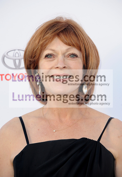 Frances Fisher at the Environmental Media Association's 27th Annual EMA Awards held at the Barker Hangar in Santa Monica, USA on September 23, 2017.