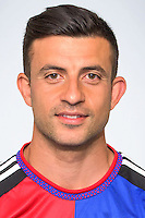 25.06.2015; Basel; Fussball Super League - FC Basel - Portrait; Behrang Safari (Basel)<br />