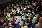 Norwich owner Delia Smith during the EFL Sky Bet Championship match between Norwich City and Blackburn Rovers at Carrow Road, Norwich, England on 27 April 2019.