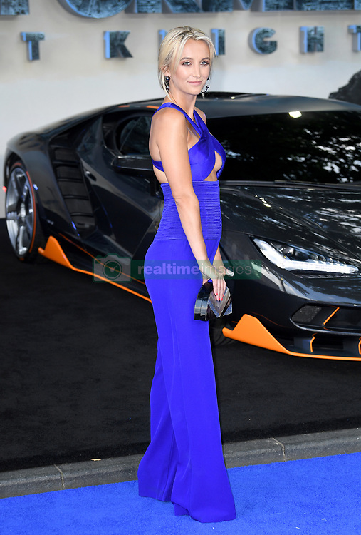 Tiffany Watson attending the World Premiere of Transformers: The Last Knight, held at Cineworld Leicester Square, London. Photo credit should read: Doug Peters/EMPICS Entertainment