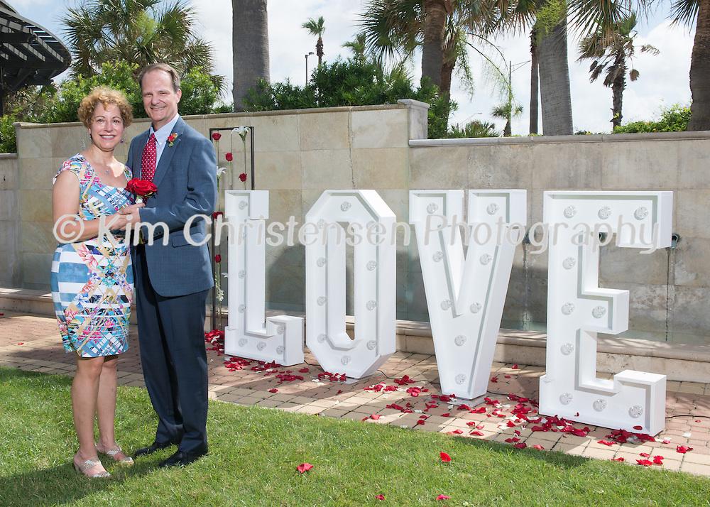 Hotel Galvez Wedding Renewal 2016